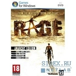 игры rage anarchy edition [pc-dvd box,  русская версия]
