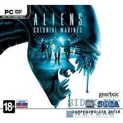 игры aliens: colonial marines [pc,  jewel,  русская версия]