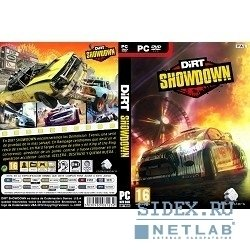 игры dirt showdown [pc-box,  русская версия]