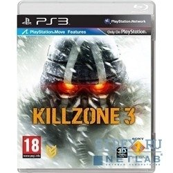 ���� killzone 3 (� ���������� ps move,  3d) (������� ������)