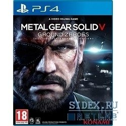 ���� metal gear solid v: ground zeroes (������� ��������)