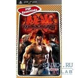игры tekken 6 (русская версия) essentials