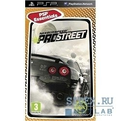 игры need for speed prostreet (essentials) (русская документация)