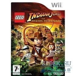 игры lego indiana jones: the  adventures
