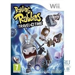 ���� raving rabbids: travel in time (������� �������)