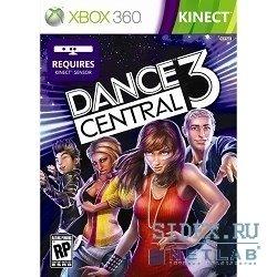 Игры Dance Central 3 (для Kinect) (русская версия)