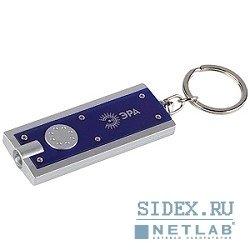 Фонарь-брелок (ЭРА LED B23) (синий)