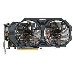 GIGABYTE GeForce GTX 760 1033Mhz PCI-E 3.0 2048Mb 6008Mhz 256 bit 2xDVI HDMI HDCP