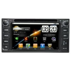 carsys android toyota old 6.5""