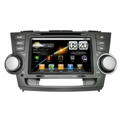 carsys android toyota highlander 8""