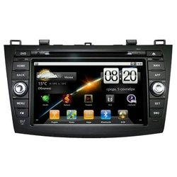 carsys android mazda 3 new 8""