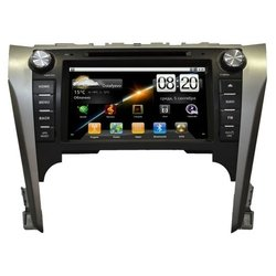 carsys android toyota camry (v50) 8""
