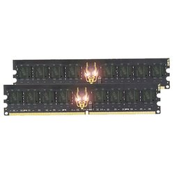 набор памяти geil 4gb black dragon ddr2 pc2 6400 800mhz (gb24gb6400c4dc)