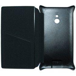 Чехол-книжка для Nokia XL (CP-632) (черный)