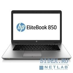"ноутбук h5g11ea elitebook 850 core i5-4200u 1.6ghz, 15.6"" hd led ag cam, 4gb ddr3l(1), 500gb 7.2krpm, wifi, bt, 3cll, fpr, 1.8kg, 3y, dos"