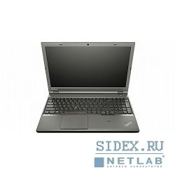 "ноутбук lenovo thinkpad t540p (20bea00drt) i3-4000m/4gb/500gb/dvdrw/hd4600/15.6""/hd/mat/win 8 professional/black/6c/wifi"