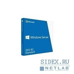 Коробочное программное обеспечение P73-06074 Microsoft Windows Svr Std 2012 R2 64Bit Russian Russia Only DVD 10 Clt