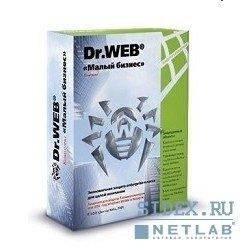 "Dr.Web ""Малый бизнес"" 5 ПК 1 год (BBZ-*C-12M-5-A3) (коробка)"