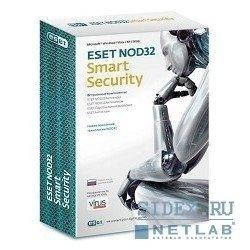 ESET NOD32 Smart Security Platinum Edition лицензия на 2 года (NOD32-ESS-NS-BOX-2-1)