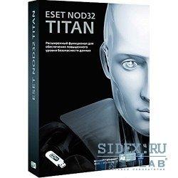 Коробочное программное обеспечение NOD32-EST-NS(BOX2)-1-1 ESET NOD32 TITAN version 2 – базовая лицензия на 1 год для 3ПК и 1 мобильного устройства