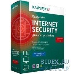 Kaspersky Internet Security Multi-Device Russian Edition 5-Device 1 year Base Box (KL1941RBEFS)