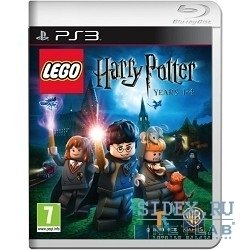 игры lego harry potter: years 1-4 (русская документация)