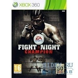 игры fight night champion