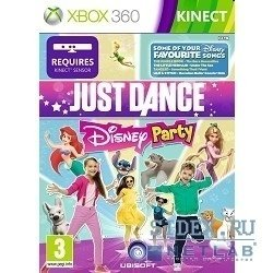 ���� just dance: disney party (��� kinect) (������� ������������)