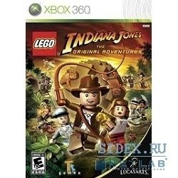 ���� lego indiana jones 2: the adventure continues