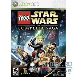 игры lego star wars: the complete saga
