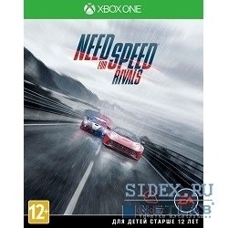 игры need for speed rivals limited edition (русская документация)