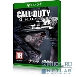 игры call of duty: ghosts