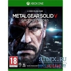 ��������� ���� metal gear solid v: ground zeroes