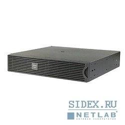 Дополнительная батарея для ИБП APC Smart-UPS SURT1000RMXLI, SURT2000RMXLI (SURT48XLBP + SURTRK) (черный)