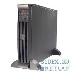 Дополнительный батарейный модуль для APC SUM1500RMXL2U, SUM1500RMXLI2U, SUM3000RMXL2U, SUM3000RMXLI2U (SUM48RMXLBP2U) (черный)