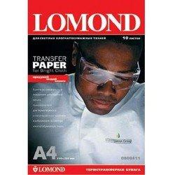 Термотрансферная бумага A4 (10 листов) (Lomond 0808411)