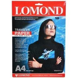 Термотрансферная бумага A4 (10 листов) (Lomond 0808421)