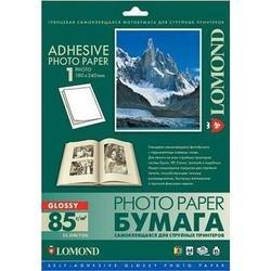 Самоклеющаяся фотобумага A4 (25 листов) (Lomond 2410003)