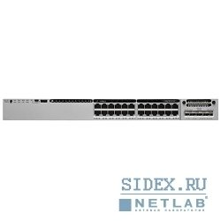 коммутатор ws-c3850-24p-l cisco catalyst 3850 24 port poe lan base