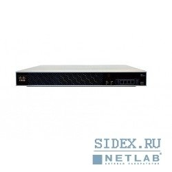 оборудование доступа  asa5525-k8 asa 5525-x with sw,  8ge data,  1ge mgmt,  ac,  des