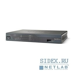 оборудование доступа  cisco887va-sec-k9 cisco 887 vdsl/adsl over pots multi-mode router w/ adv ip with ios npe