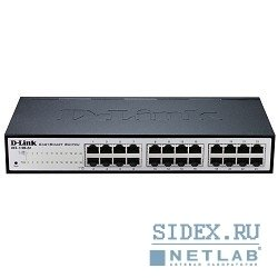 Коммутатор D-Link DES-1100-24/A2A/C/IN