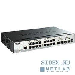 Коммутатор D-Link DGS-1510-20/A1A