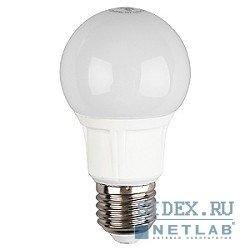 Светодиодная лампа ЭРА LED smd NEW (A55-7w-827-E27) (теплый)