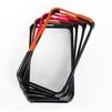 Алюминиевый бампер для Apple iPhone 4, 4S (Element Vapor Pro Ops CD124022) (черный) + наклейка - Чехол для телефонаЧехлы для мобильных телефонов<br>Плотно облегает корпус и гарантирует надежную защиту от царапин и потертостей.<br>