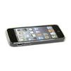 Силиконовый чехол-накладка для Apple iPhone 5, 5S (TPU Case CD126154) (белый прозрачный) - Чехол для телефонаЧехлы для мобильных телефонов<br>Плотно облегает корпус и гарантирует надежную защиту от царапин и потертостей.<br>