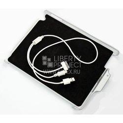 Чехол-аккумулятор для Apple iPad 2, 3 (CD124373) (серебристый)