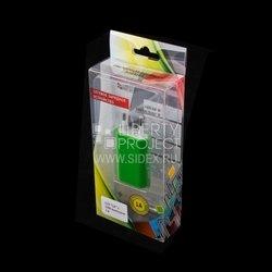 Сетевое зарядное устройство USB (R0003917) (зеленый)