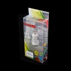Автомобильное зарядное устройство USB (R0003907) (белый)
