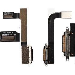 Шлейф для Apple iPad mini (с системным разъемом) (SM001285) (черный)